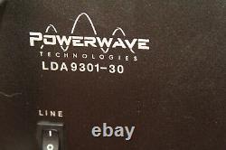 POWERWAVE TECHNOLOGIES POWER AMPLIFIER 935-940MHz 30WATT OUTPUT MODELLDA9301-30