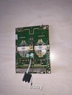 Pallet RF POWER AMPLIFIER UHF 600watt BLF 878 350-900 Mhz Gain 19 Db TESTED