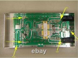 Pallet amplifier with Freescale MRF6VP3450 50V 470Mhz 860Mhz Power Transistors