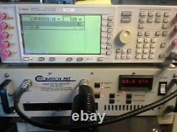 Power Amplifier 1000 to 2000 MHz 30Wt 45dB Gain TESTED! L Band GPIB i/o ARD1929