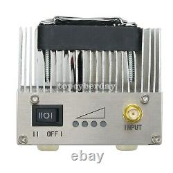 Power Amplifier 400MHz-470MHz For Handheld Walkie Talkie Output 80W XDT-UVPA70 a