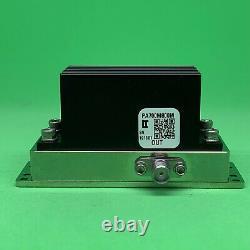 Power Amplifier 4W 700 to 800 MHz 35dB Gain 33dBm P3dB SMA