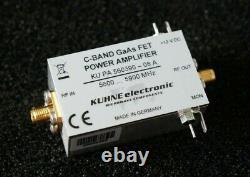 Power Amplifier 6cm 5600.5900 MHz min. 1 W