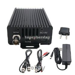 Power Amplifier Arbitrary Waveform Signal Amp 20W 10MHz DC 15V FPA301 with Cable