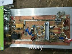 Power Booster Amplifier Linear Module 200Watt 144Mhz 140-150Mhz Ham Radio 2M