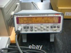 R&K A000110-4040-R 1MHz-1GHz 10W 40dB Power Amplifier