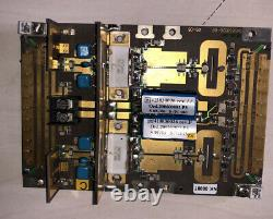 RF 430mhz POWER AMPLIFIER UHF 450W 16DB Gain 400-900 Mhz MRF 377H TESTED