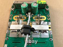 RF POWER AMPLIFIER VHF-UHF 500w 16DB Gain 165-900 Mhz PTFA 43002E TESTED