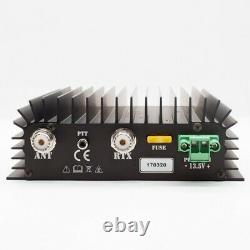 RM MLA-100 QRP Short Wave Solid State Linear Power Amplifier 1.8-30MHz 50-54MHz