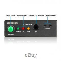 Retevis RT91 UHF400-480MHz Power Amplifier for Handheld TransceiverOutput 20-40W