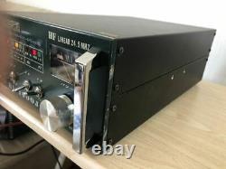 SHINWA HL-1600J Linear amplifier HF 24.5MHz super turbo power Amateur Ham Radio