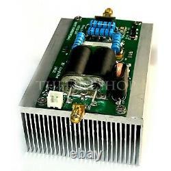 Shortwave Power Amplifier HF RF Amplifier Linear Amp 2-54MHz 12-16V Ham Radio