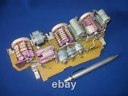 Soviet POWEFULL OUTPUT filter with PASSBAND 26-30 MHz for POWER AMPLIFIER