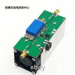 Stable RF Power Amplifier 915MHz 18W with Heat Sink SMA Connector for Ham Radio