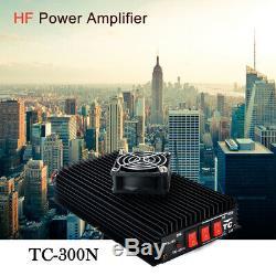 TC-300N HF Power Amplifier FM- AM-CW-SSB 3-30MHz For Portable Ham Amateur Radio
