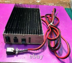 TE SYSTEMS 1412G RF POWER AMPLIFIER HAM RADIO 144-148 Mhz 200 WATTS