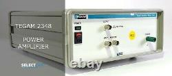 TEGAM 2348 DC to 2 MHz (HIGH CURRENT) POWER AMPLIFIER LOOK (REF. 002G)