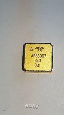 TELEDYNE APS3007 20-3000MHz RF/MICROWAVE WIDE BAND MEDIUM POWER AMPLIFIER