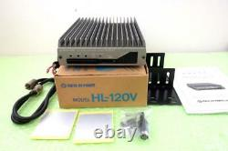 TOKYO HY-POWER HL-120V 144 MHz (all mode correspondence) 110W linear amplifier