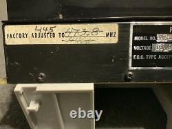 TPL Communications PA6-1AC RF Power Amplifier 445MHz