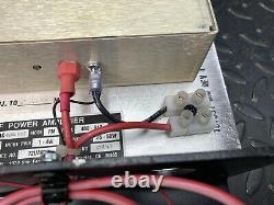 TPL Communications PA6-1AC RF Power Amplifier UHF 400-512 MHz