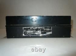 TPL PA3-1AE Ham Radio FM Power Amplifier 136-175 MHz 1-4W in for 80-120W out