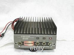 Tokyo High Power 144MHz 110W Linear Amplifier C4FM / D-STAR Digital Compatible