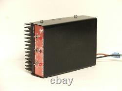 Triad-Utrad Ham Radio Amplifier 3-30Mhz 100W WORKS NICELY