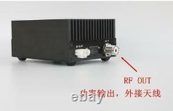 UHF 40W 400-470MHZ Ham Radio Power amplifier RF Power amplifier AMP DPMR DPMR