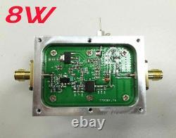 UHF 8W 700-920MHz PA8W / 7592MV RF Power Amplifier 12V
