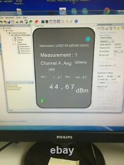 UHF Amplifier 500 MHz 25 WATTS