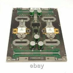 Uhf Power Amplifier 175w 8db 28v 470860mhz Mrfa2604 Motorola