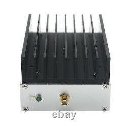 Ultra-wideband Linear RF Power Amplifier Medium Wave Amp 100KHz-40MHz 47dB 5W