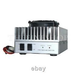 Walkie Talkie Amplifier UHF VHF Power Amp 130-170MHz & 400-470MHz For 2-5W Radio