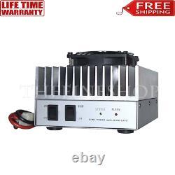 Walkie Talkie Amplifier UHF VHF Power Amplifier 130-170MHz & 400-470MHz For 2-5W