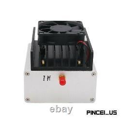Wideband 100kHz-3MHz 50W Medium Long Wave HF RF Power Amplifier AMP pe66